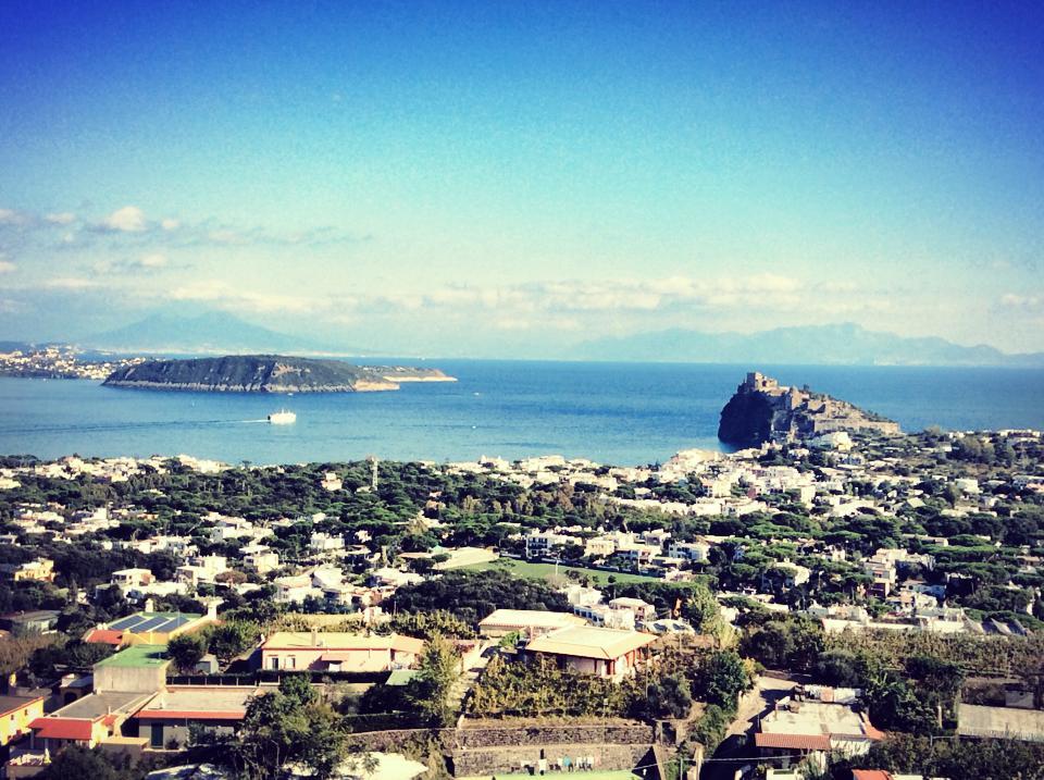 Ischia, panorama